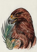 #craptober_13_golden eagle