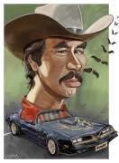 Burt Reynolds-Smokey and the bandit
