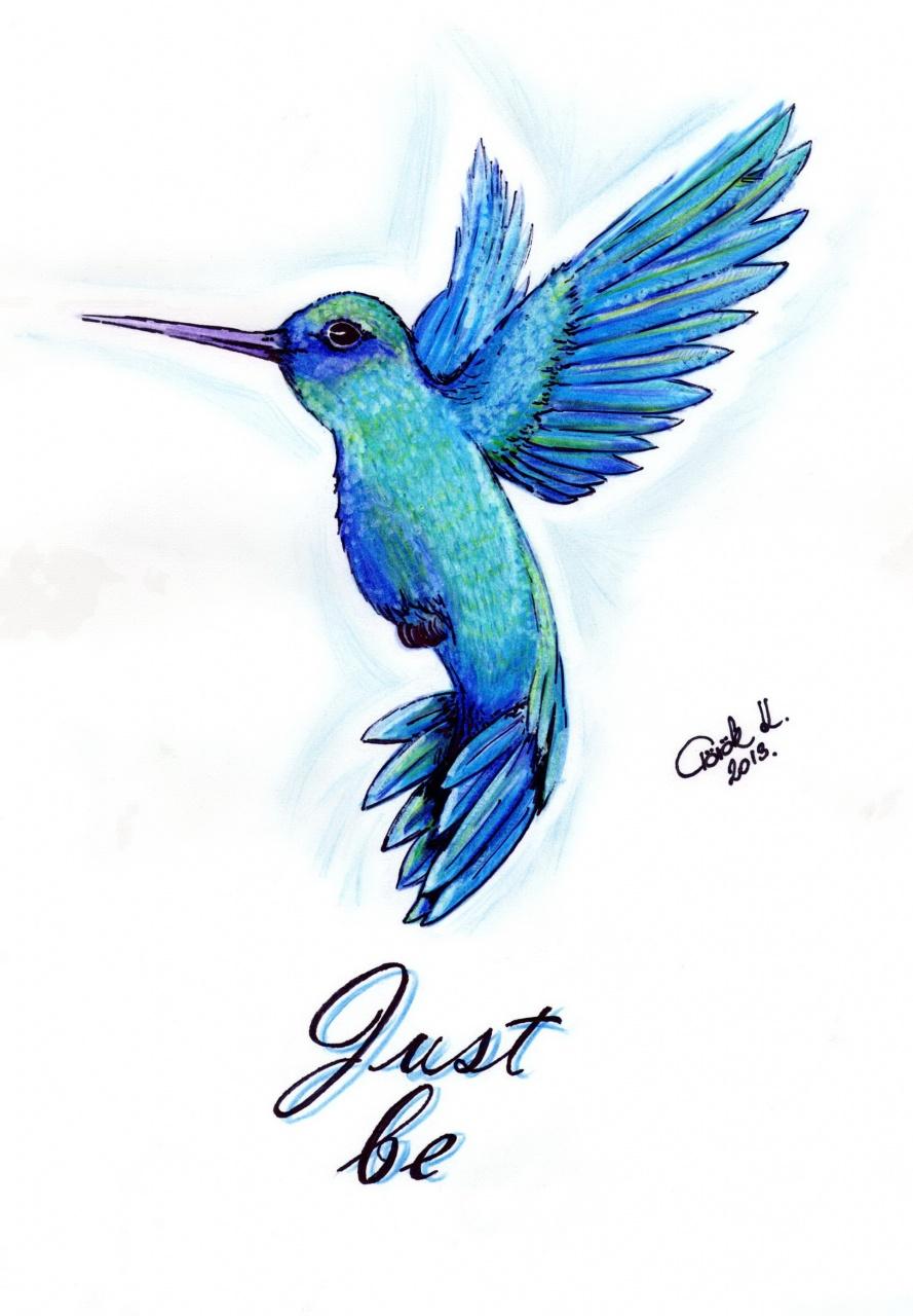 Kockart ▫ Krisz602 - Kolibri tattoo minta feb04d9395